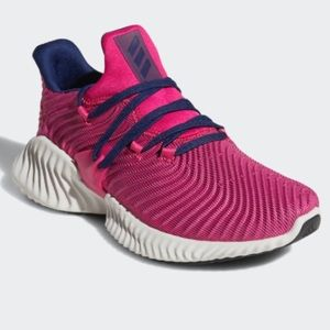 Adidas AlphaBounce Instinct Sneakers Shoes Size 4